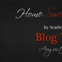 Home Sweet Home by Scarlett Metal Blog Tour