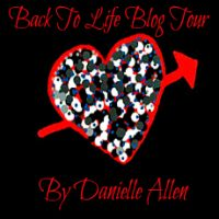 Back To Life by Danielle Allen Blog tour and Giveaway