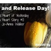 In the Heart of Yesterday – by Jo-Anna Walker Cover Reveal and Release Day