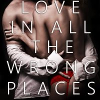 New Cover for Love In All the Wrong Places by Audrey Harte and sale