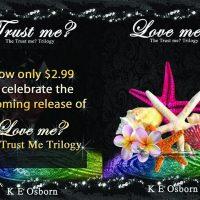 Trust Me by KE Osborn Sale