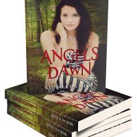 Angels Dawn by Komali da Silva Cover Reveal