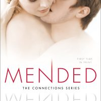 Mended (Connections #3) by Kim Karr Cover Reveal