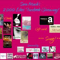 Sara Mack's 2000 Likes Giveaway