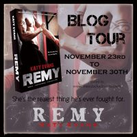 REMY by Katy Evans blog tour and giveaway