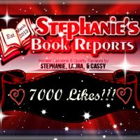 Stephanie's Book Reports 7000 Likes Giveaway!!!!