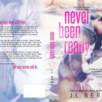 Never Been Ready by J.L. Berg Cover Reveal and Giveaway