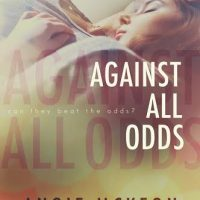 AGAINST ALL ODDS BY ANGIE MCKEON COVER REVEAL