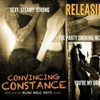 Convincing Constance (Blow Hole Boys #3) by Tabatha Vargo Release Day Blitz and Giveaway