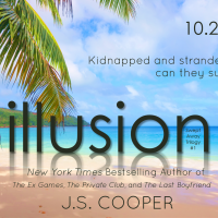 Illusions by J.S. Cooper Announcement!