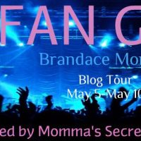 Brandace Morrow's FAN GIRL blog tour