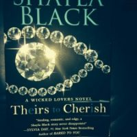 Theirs To Cherish by Shayla Black Unsigned Paperback Giveaway