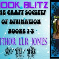 Release Day Blitz and giveaway for The Craft Society of Divination Books 1-3 by E LR Jones
