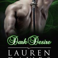 Cover Reveal for Dark Desire (Dark Series #2)  by Lauren Dawes
