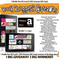 Kindle + Amazon Gift Card Giveaway by Book Bloggers