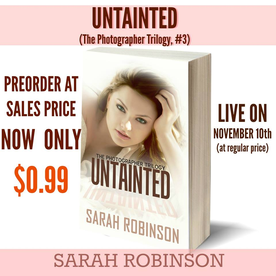 Untainted by Sarah Robinson