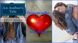an authors tale banner