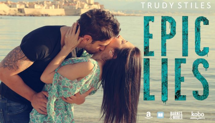 Epic Lies by Trudy Stiles- Release Blitz and Review
