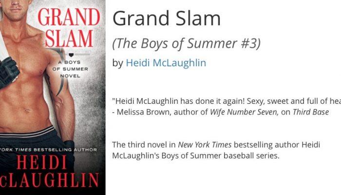 Grand Slam: The Boys of Summer