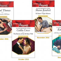 #Giveaway 2017 Harlequin Calendar – US & Canadian Residents Only