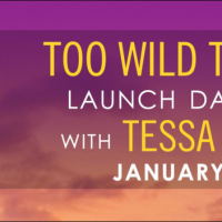 TOO WILD TO TAME Release Day Blitz Assets