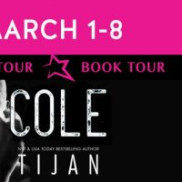 Interview with Cole and blog tour for Cole by Tijan