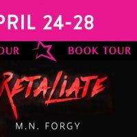 Retaliate Blog Tour