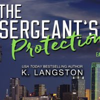 The Sergeant's Protection Release Day Blitz!
