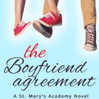 Cover Reveal: The Boyfriend Agreement by Seven Steps