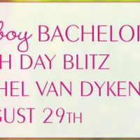 The Playboy Bachelor by Rachel Van Dyken Release Review + Giveaway