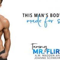 Taming Mr. Flirt by AM Madden and Joanne Schwehm Teaser