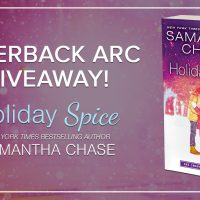 Holiday Spice by Samantha Chase Paperback ARC Giveaway