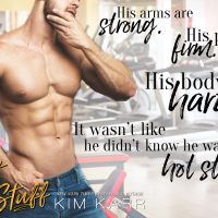 Hot Stuff by Kim Karr Excerpt Reveal
