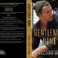 Gentleman Nine by Penelope Ward Cover, Title and Blurb Reveal